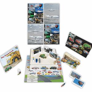 Transportation Homeschool Kit